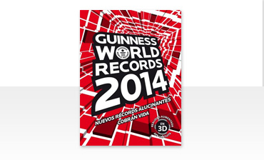 Guiness World Records 2014